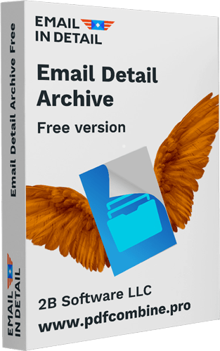Email Detail Archive Free