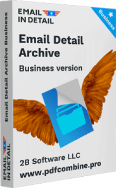 Email detail archive business version