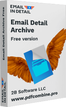 Email Detail archive free version