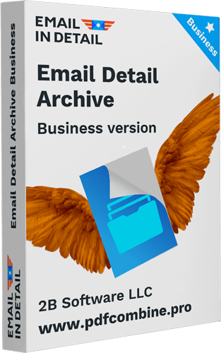 Email Detail Archive Business