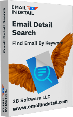 Email Detail Search - Find Email by keyword