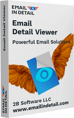 Email Detail Viewer - Email solutions
