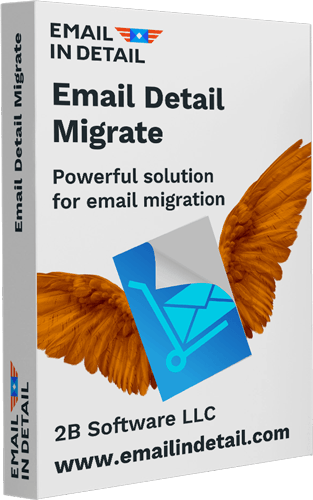 Email Detail Migrate software
