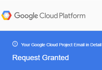 Oauth granted